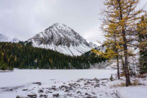 Chester Lake Hike in Kananaskis Country