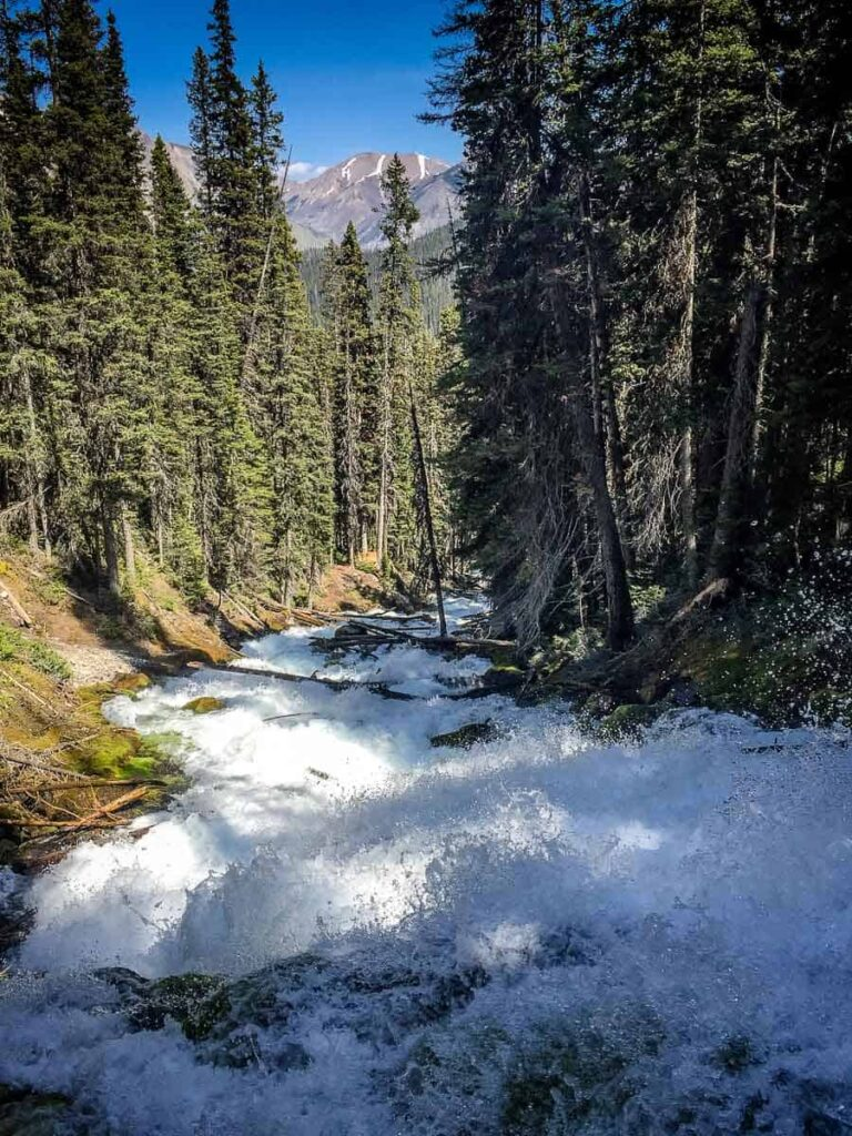best spring hikes in Kananaskis