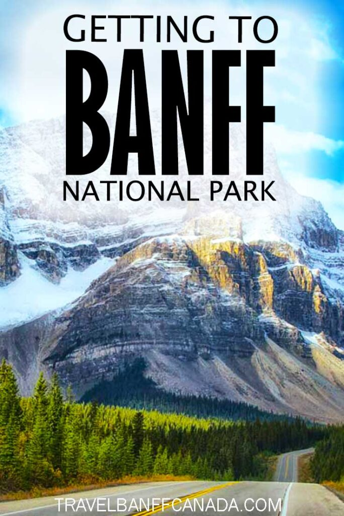 Everything you need to know about getting to Banff National Park.  Includes a variety of ways to suit every travel style and budget.