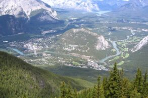 Tunnel Mountain Hike in Banff National Park