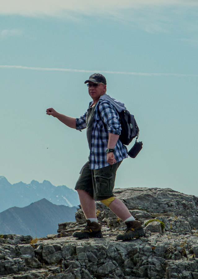 Banff hiking essentials list
