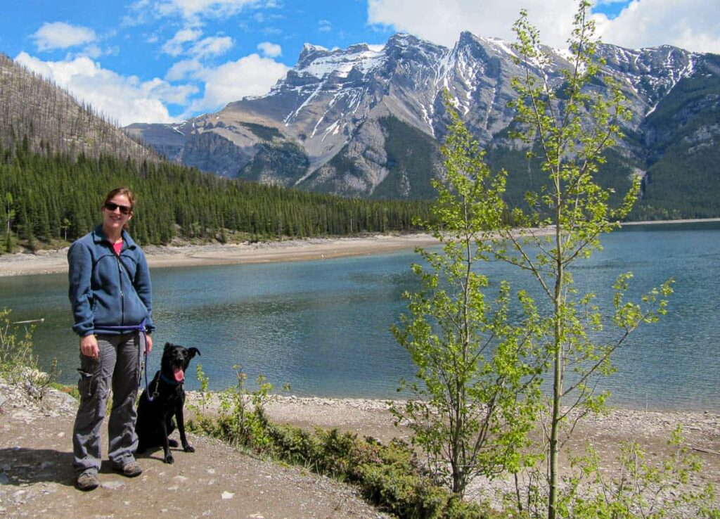 essentials for hiking in Banff and Kananaskis
