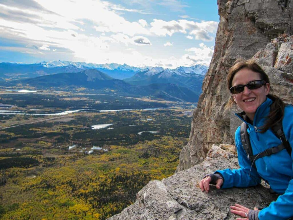 Banff hiking gear list
