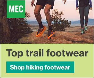 MEC Top Trail Footwear