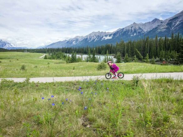 7 Kid-Friendly Bike Trails in Banff and Kananaskis