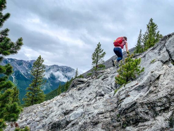 East End of Rundle Hike (EEOR) – Kananaskis Country