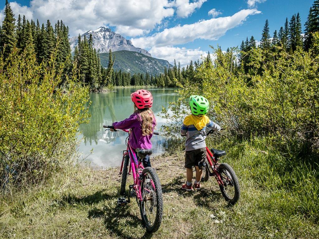 Banff Mountain Biking