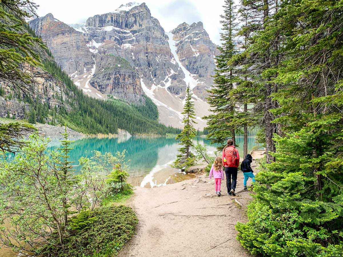 best places to stay in Banff with kids