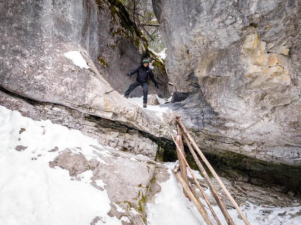 Can you hike McGillivray Canyon with kids?