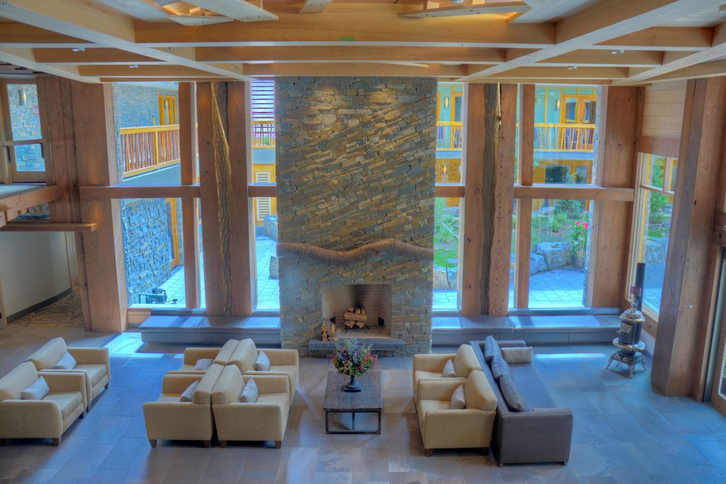 The Moose Hotel is one of the highest rated pet friendly hotels in Banff