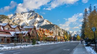 Find the best cheap Banff accommodations