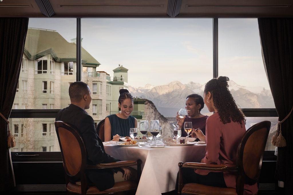 Eden is the best restaurant in Banff - Western Canada's only 5 diamond restaurant