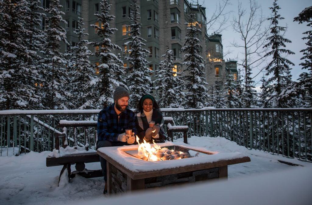 luxury 5 star Banff hotels -Rimrock Resort Hotel