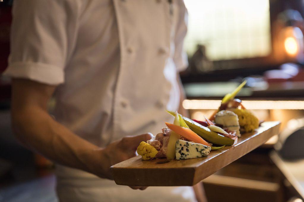 Banff Fairmont hotels have excellent dining options