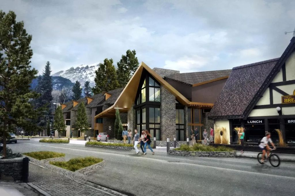 The Peaks Hotel is one of the best 4 star hotels in Banff