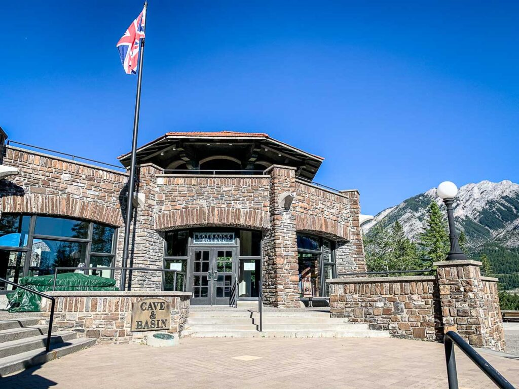 Cave and Basin National Historic Site - things to do in Banff with Kids