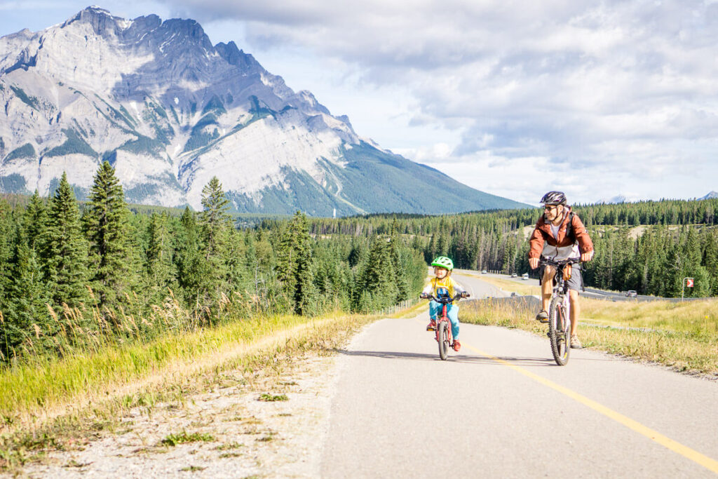 Cycling Legacy Trail with Kids