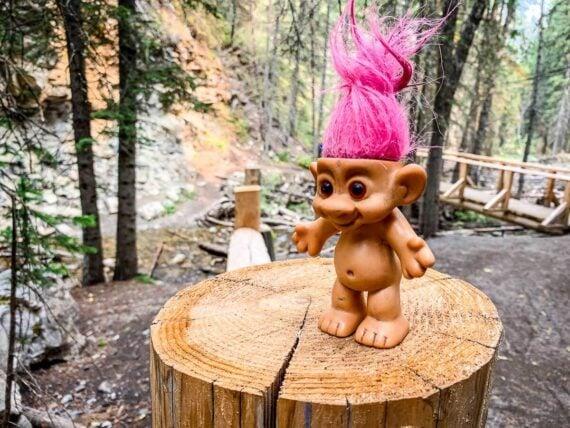 Troll Falls Hike – Kananaskis