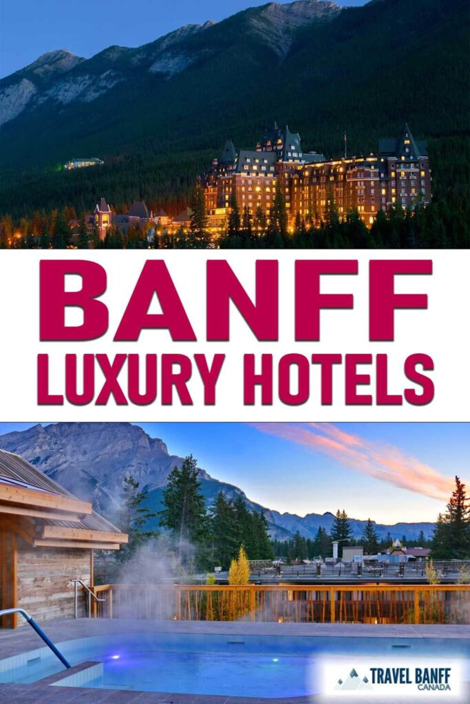 Banff National Park is world-renowned for the beauty of its rugged mountain wilderness. After a day of playing in the world's most beautiful mountain playground, there's no better feeling than to walk into the lobby of a beautiful luxury hotel in Banff. A trip to Banff, Canada is a special occasion - make your Banff vacation even more memorable with a stay at one of these excellent luxury hotels in Banff.