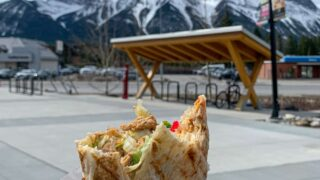 best takeout canmore restaurants - Canmore Shawarma