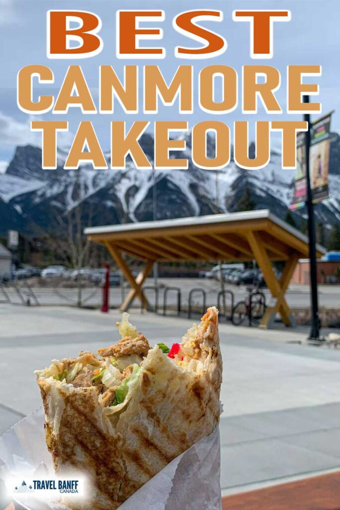 From fine dining to food trucks, there are so many excellent places to eat in Canmore. While it's always an enjoyable experience to dine-in at some of Canmore's best restaurants, sometimes we just want great takeout food. Here are our top choices for Canmore takeout food.