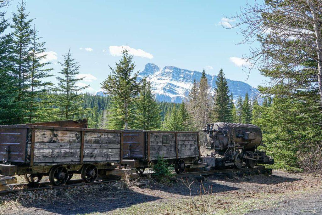 Explore Alberta history at the Bankhead, Alberta ghost town