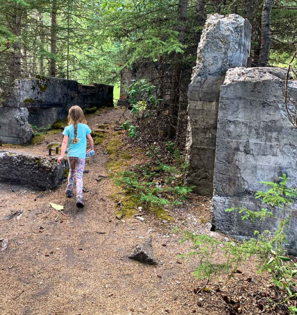 A visit to Bankhead is a fun & n educational activity for kids in Banff