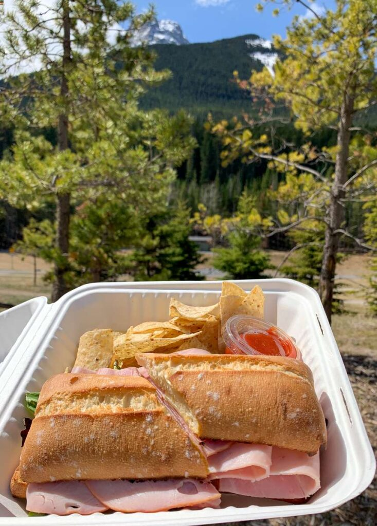 The Summit Cafe is one of Canmore's best restaurants for take out and dine in