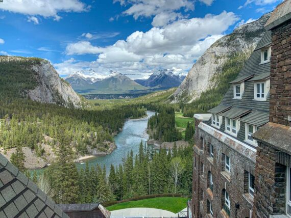 70 Reasons to Stay at the Banff Springs Hotel