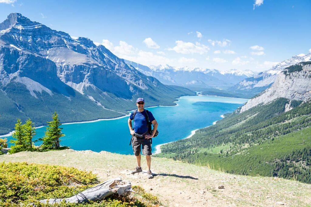 Aylmer Lookout - Lake Minnewanka Hike