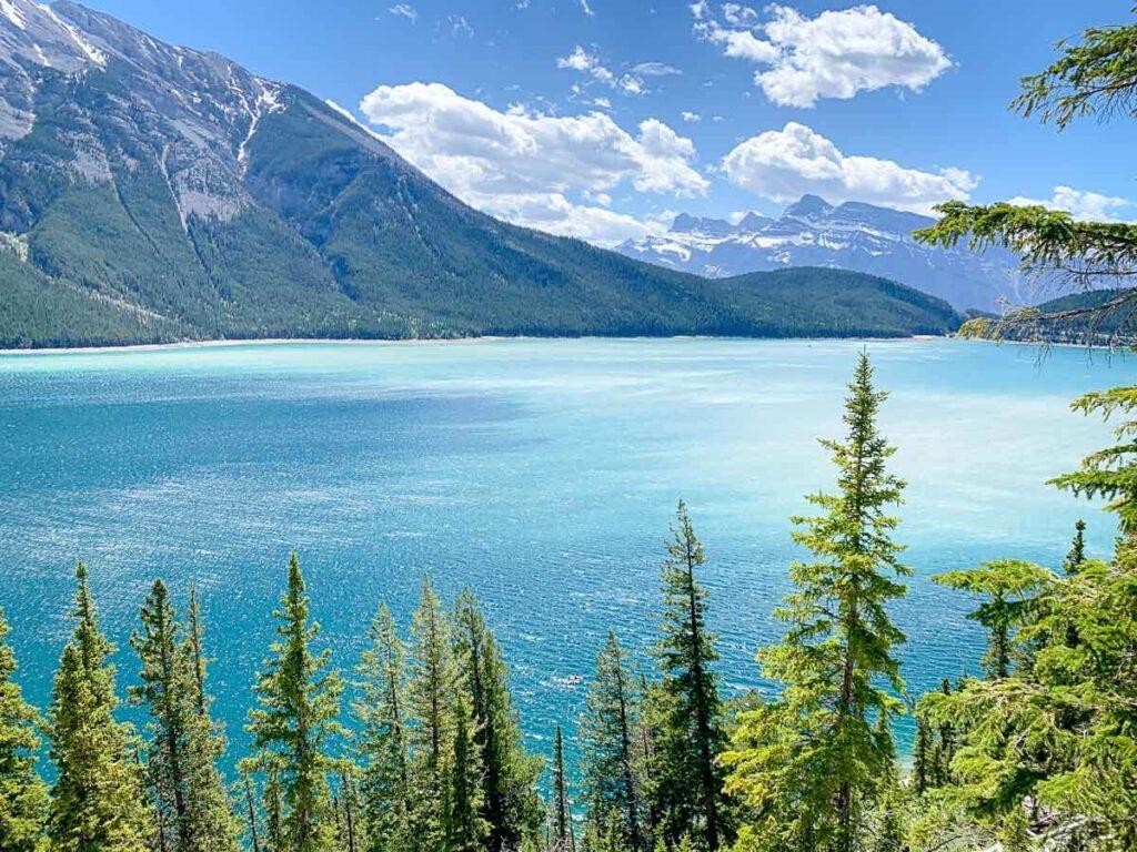 Banff Lake Minnewanka for Kayaking