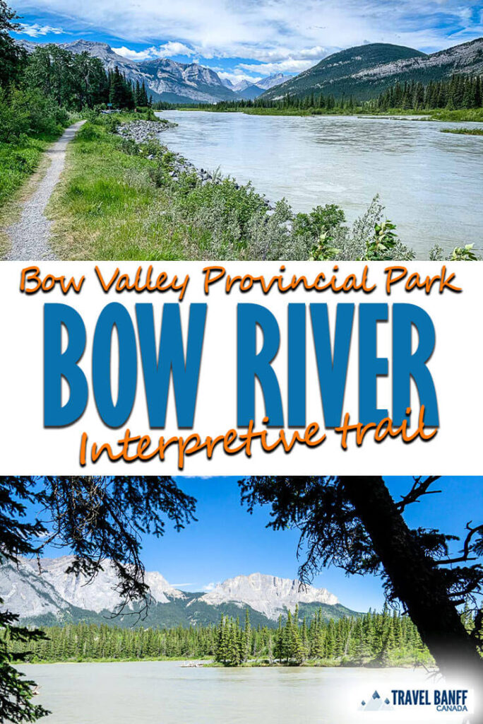 The Bow River Interpretive Trail in Bow Valley Provincial Park has incredible scenery along the Bow River. We recommend adding on the Whitefish trail and Moraine Interpretive trail for a loop. This easy hike in Kananaskis offers incredible views plus a peaceful walk through the forest.