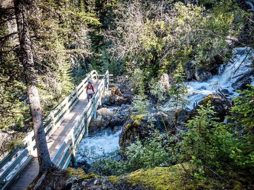 Sundance Canyon Banff Easy hike