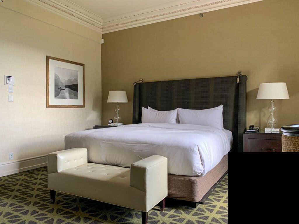 Inexpensive Banff Fairmont Rooms