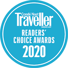 The Conde Nast Traveller Readers Choice Awards named the Banff Springs Hotel one of the Top 10 Resorts in Canada