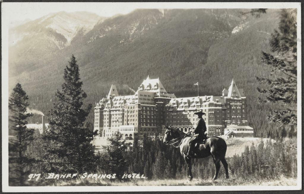 For over 100 years, the Fairmont Banff Springs Hotel has been one of Canada's best hotels