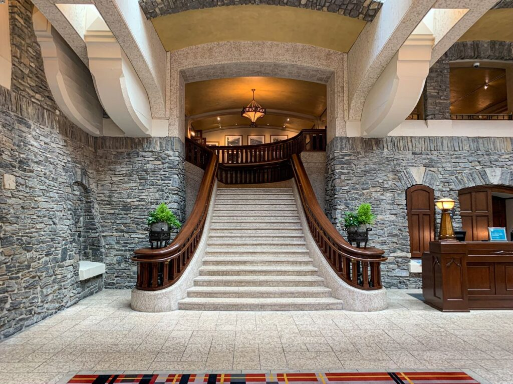 Guests have many great reasons to stay at the Fairmont Banff Springs Hotel