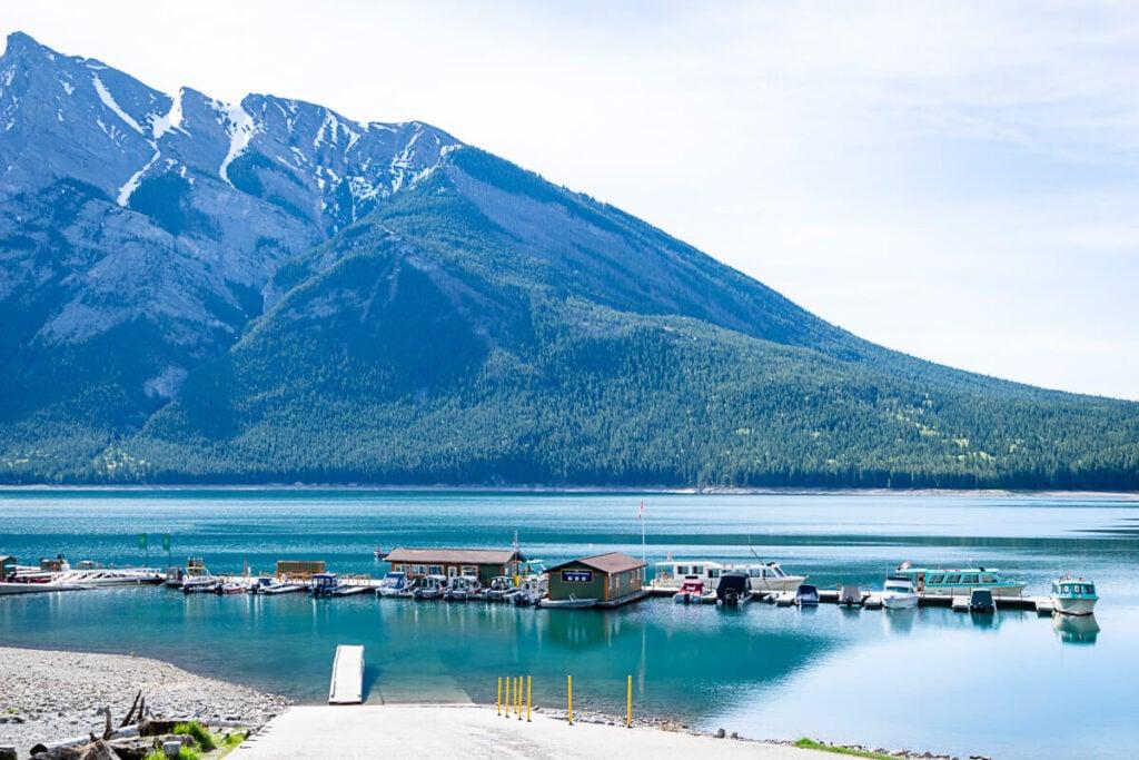 Boat Rentals Lake Minnewanka