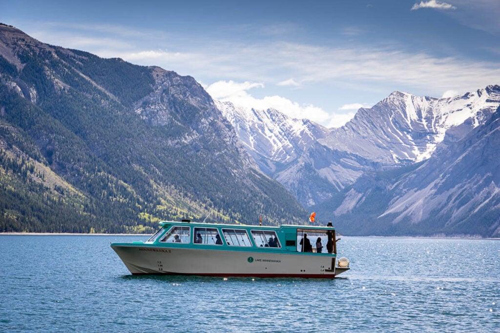 Minnewanka Lake Cruise