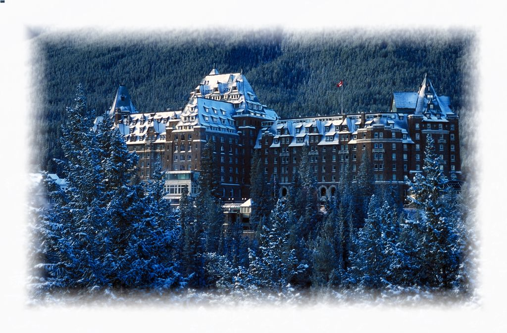 A list of distinctions and awards won by the Fairmont Banff Springs Hotel in Banff National Park, Canada