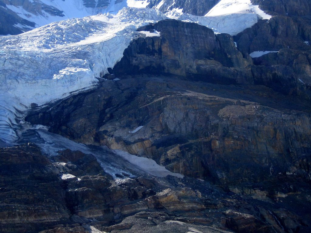 Many of the best Banff tours include a stop at the massive Athabasca Glacier in Jasper National Park