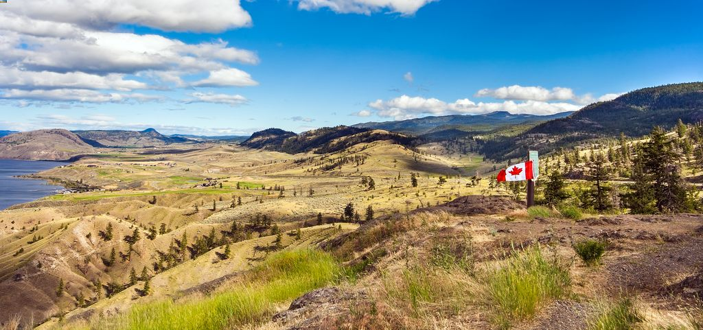Luxury tours to Banff on the Rocky Mountaineer will stop in Kamloops, BC