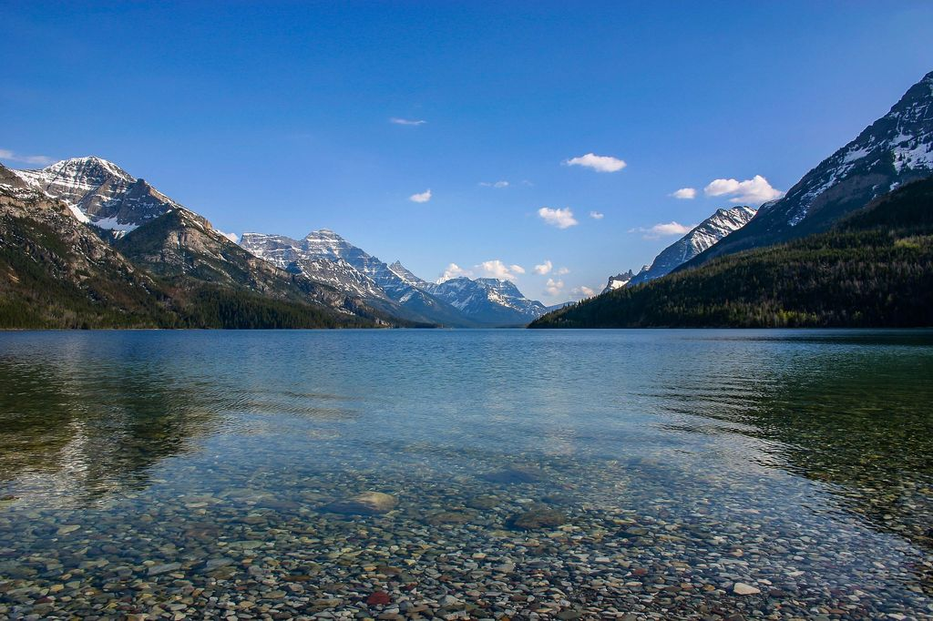Some comprehensive luxury tours to Banff will include a visit to the beautiful Waterton Lakes National Park in southern Alberta
