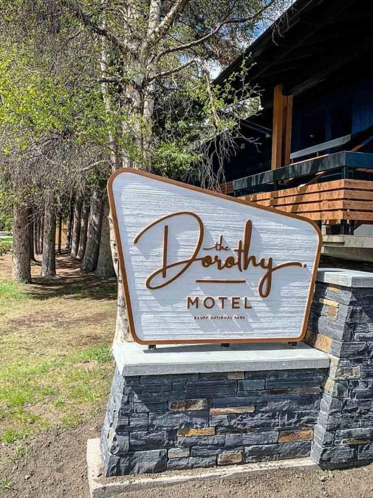 The Dorothy Motel - accommodation banff