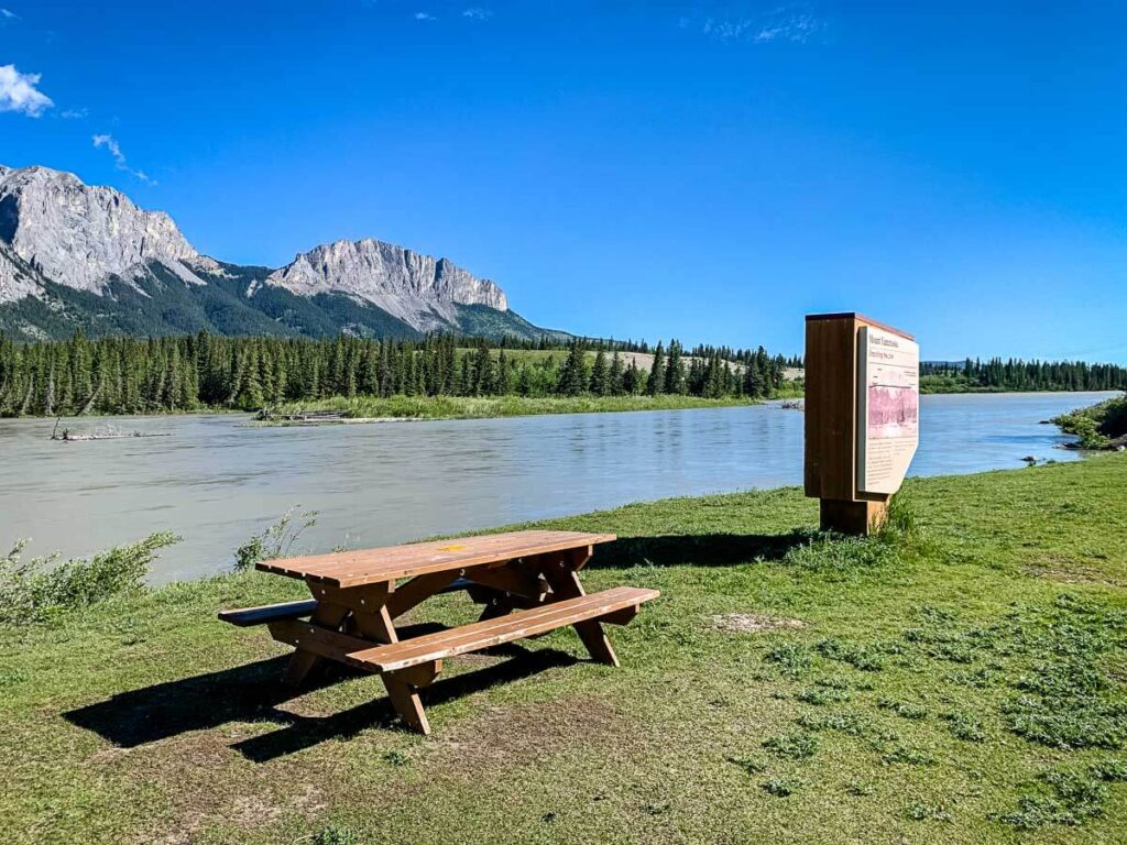 Whitefish Day Use in Bow Valley Provincial Park