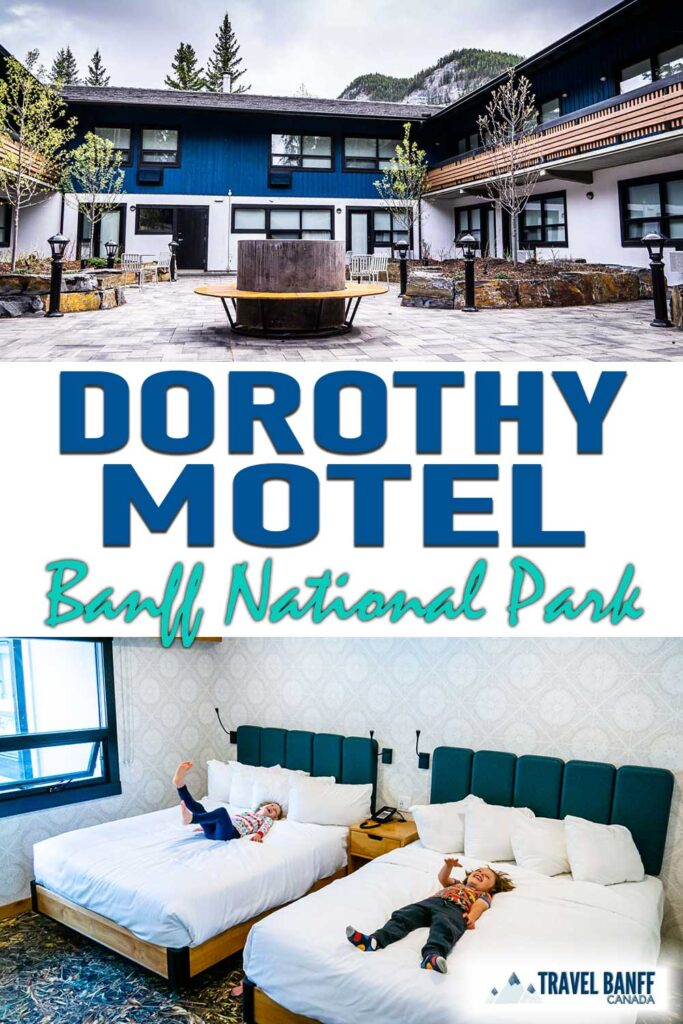 Banff National Park isn't well known as a budget destination. But with plenty of options for cheap accommodations, like the Dorothy Motel, everyone can still enjoy the wonders Banff National Park has to offer. The Dorothy Motel in Banff is accommodations made simple. It has all you need for a stay in Banff.