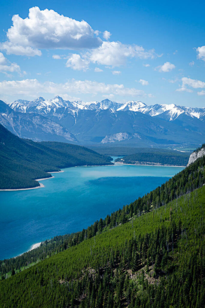 Aylmer Lookout Hike in Banff National Park