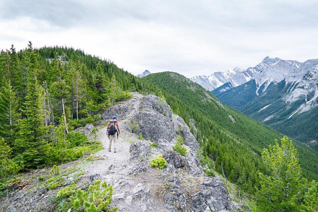 Best Kananaskis Hikes - Wasootch Ridge