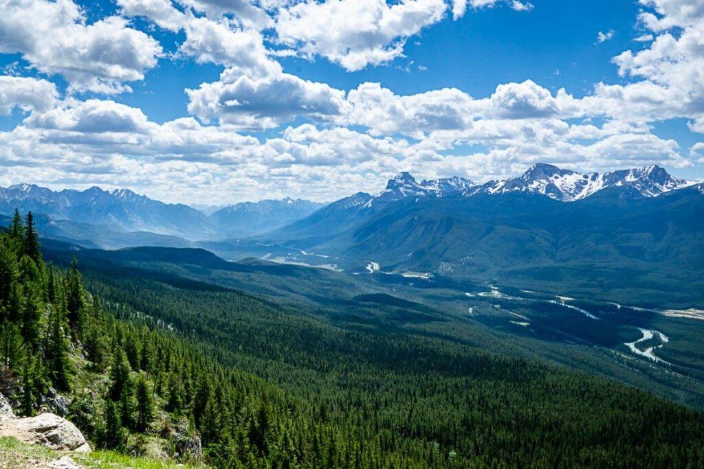 Castle Lookout - Banff Hike