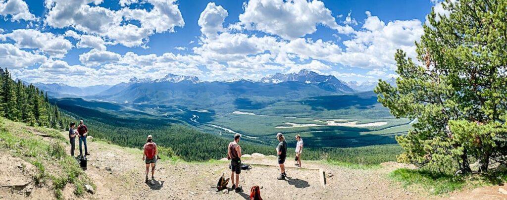 Castle Lookout - Banff Hikes